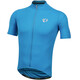 PEARL iZUMi Select Pursuit Short Sleeve Jersey Men atomic blue/mid navy diffuse
